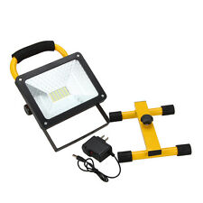 50W Portable Work White Light Rechargeable 36 LED Flood Spot Camping Hiking Lamp
