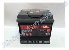 TB500 - BATTERIA AUTO TUDOR EVOLUTION TECHNICA 50 AH 450 A