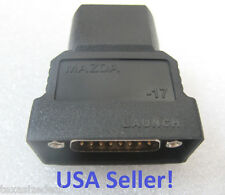 Mazda Scanner Adapter For Launch X431 Master Diagun III X431 IV PAD iDiag NEW