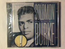 SOLOMON BURKE Home in your heart - The best of 2cd SIGILLATO SEALED