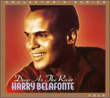 Deep as the River Harry Belafonte MUSIC CD