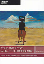 Crime and Justice: A Guide to Criminology by Law Book Co of Australasia (Paperb…