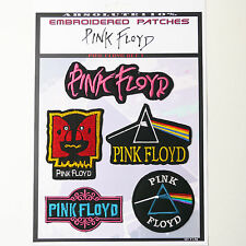 PINK FLOYD Band Patches - Iron-On Patch Mega Set #46 - FREE POST