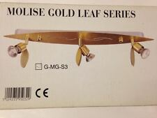 3Hhead  Gold celling LIght