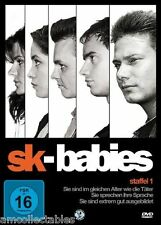 DVD BOX - STAGIONE 1 - SK-BABIES - DISCO 3 SET - NUOVO/OVP