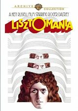 LISZTOMANIA (1975 Roger Daltrey) - Region Free DVD - Sealed