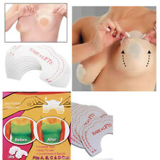 50 Pc Bare Lifts Instant Breast Lift Support Invisible Bra Shaper Adhesive Tape