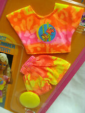 Vtg Barbie Midge 90s Doll Clothes SUN SENSATION FASHIONS 2929 1991 MOC