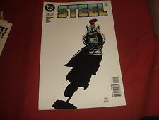 STEEL #23   Death Of Superman spin-off     DC Comics 1996 -  NM