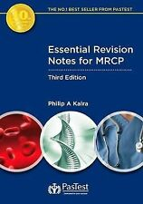 Essential Revision Notes for MRCP by PasTest (Paperback, 2009)