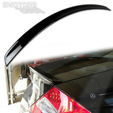 PAINTED MERCEDES BENZ W219 CLS CLASS A TYPE REAR TRUNK SPOILER CLS550