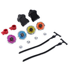 Adult Children 4 Spinning Tops Rapidity Metal Fusion Peg-Top Collection Set E1