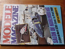 $$w Revue modele magazine RCM N°366 accus et chargeur  helico  Hot Dog