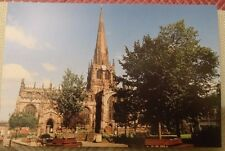 postcard of All Saints Church in the Rotherham Heritage Collection