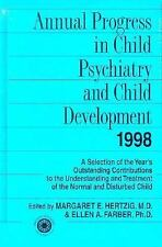 Annual Progress in Child Psychiatry and Child Development 1998 (Annual Progress