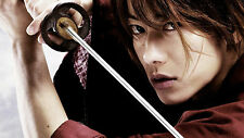 "Rurouni Kenshin Poster Himura Movie Silk Posters Prints 35x20"" RK13"