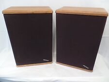 Vintage Baby Advent II Speaker Pair Tested