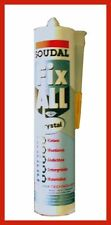 Fix-All Kraftkleber Alleskleber  290 ml  Transparent