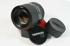 TAMRON SP 90MM F2.5 TELE MACRO LENS W/ADAPTALL 2 NIKON AI MOUNT **TECH CHECKED**