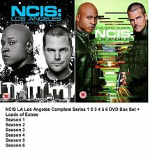 NCIS LA LOS ANGELES COMPLETE SERIES 1 2 3 4 5 6 DVD Box Set All Season Episodes