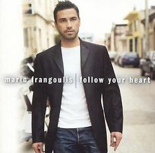 Follow Your Heart Mario Frangoulis Audio CD