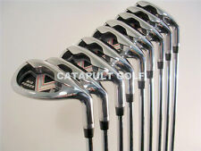 "NEW +3"" INCHES BIG MENS IRON SET RH GOLF CLUB GRIP  698"