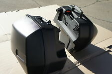 L or R fit BMW hard Saddlebag bag Oil head R1100R R1100GS R1150R R1150GS R850R
