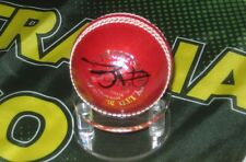 Brad Hogg (Australia & Perth Scorchers T20) signed Red Kookaburra Cricket Ball