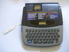 WORKS! Brother P-Touch PT-300 LABEL MAKER Labeling System + bal.Tape Cartridge