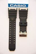 Genuine Casio G-Shock GW-5525A Black Rubber Watch Band DW-5500C G-5500 GLX-5500