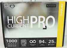 NEW OPEN BOX ANTEC HCP-1000 PLATINUM HIGH CURRENT PRO 80PLUS 1000W POWER SUPPLY