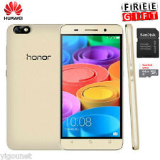 HUAWEI HONOR 4X 5.5 ZOLL 4G LTE ANDROID DUAL SIM OHNE VERTRAG SMARTPHONE HANDY