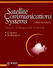 Satellite Communications Systems: Systems, Techniques and Technology (Wiley Seri