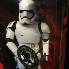 Star Wars Stormtrooper Action Figure For Sale With Sound Effects & Light Sale