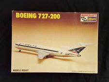 Delta Boeing 727-200 Model Kit (1/200 scale) Hasegawa 1167
