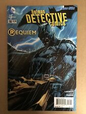 BATMAN DETECTIVE COMICS #18 DC COMICS NEW 52 (2013) REQUIEM ROBIN