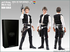 Medicom / Sideshow Star Wars Episode IV Han Solo 12-inch 1/6 Figure (RARE)
