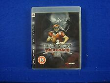 ps3 BLITZ THE LEAGUE II 2 American Football 18+ Playstation 3 PAL REGION FREE