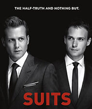 SUITS - SERIES 3 - DVD - REGION 2 UK