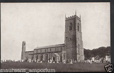 Norfolk Postcard - Blakeney Church   RS313