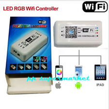 LED RGB Wifi Controller 5050 3528 Strip Light 12V for iOS iPhone Android APP