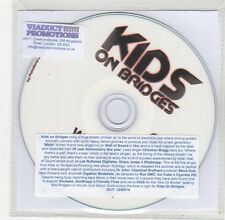 (FO839) Kids On Bridges, Walls - 2014 DJ CD
