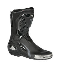 DAINESE ST. TORQUE RS OUT AIR NERO-CARBONIO-GRIGIO Stivale Moto Racing