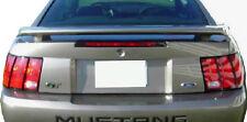 Fits 99-04 Mustang OE Style Painted Spoiler Wing Silver Metallic Clearcoat Z3/YN