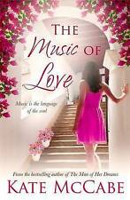 The Music of Love,McCabe, Kate,New Book mon0000062063