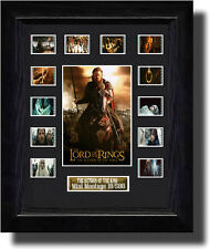 Lord of the Rings The Return of the King   film cell Mini Poster fc009d