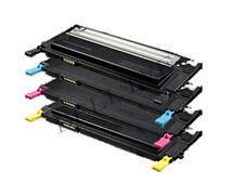 KIT 4 Toner per Samsung CLP-310 CLP-315 CLX-3170 CLX-3175 CLX-3170FN CLX-3175FW