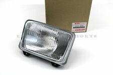 New Genuine Suzuki Head light Lamp Lens 02-16 DRZ400 S SM DR650 SE  #J42