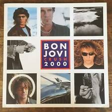 BON JOVI Crush 2000 Tour Program MINT 24 Pages