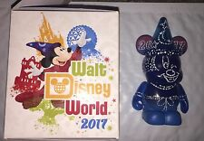 2017 Walt Disney World Vinylmation Eachez Mickey Common 9/10